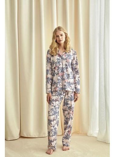 Catherines Pijama Takım Pembe